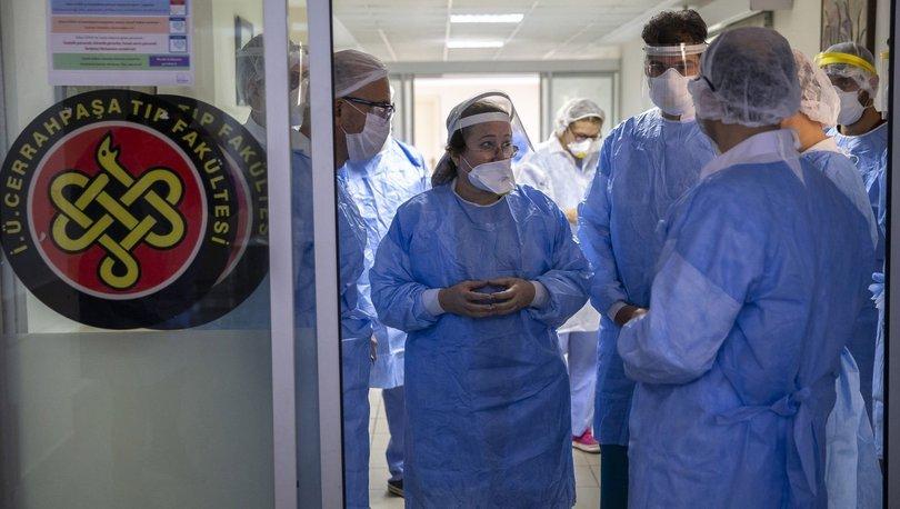Sağlık çalışanları için oteller ve tesisler hazırlandı
