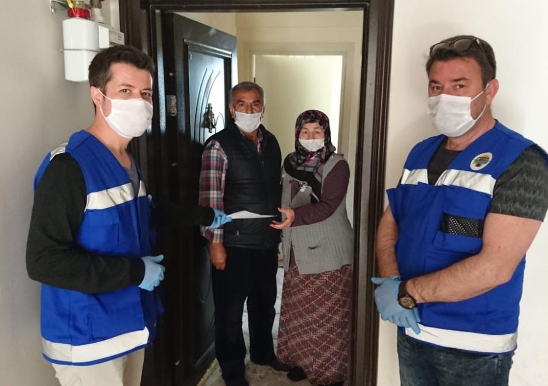 """""""Biz Bize Yeteriz Türkiyem"""" kampanyasına Safranbolu'dan destek!"""