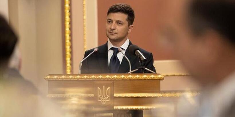 Ukrayna Devlet Başkanı Zelenskiy THY'yi örnek gösterdi hayalini açıkladı!
