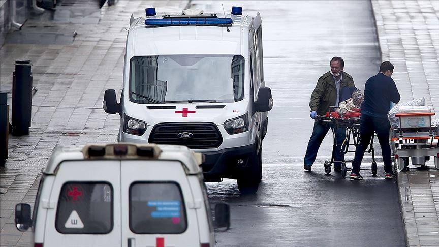 Rusya'da Kovid-19 hastalarının bulunduğu hastanede yangın: 1 ölü