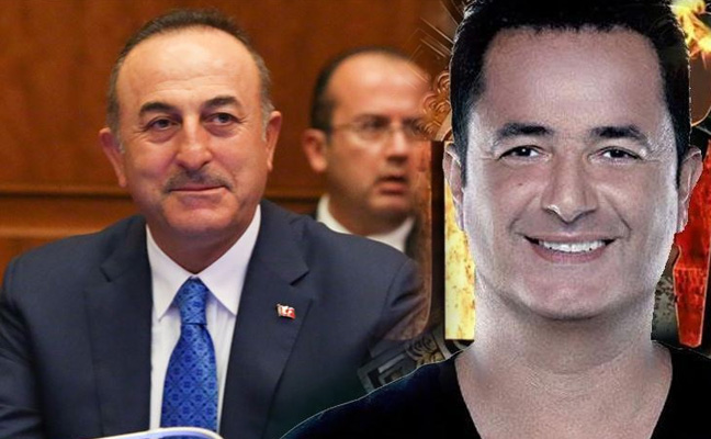 Acun Ilıcalı Türk vatandaşlarına özel uçağını tahsis etti! Bakan Çavuşoğlu'ndan teşekkür geldi