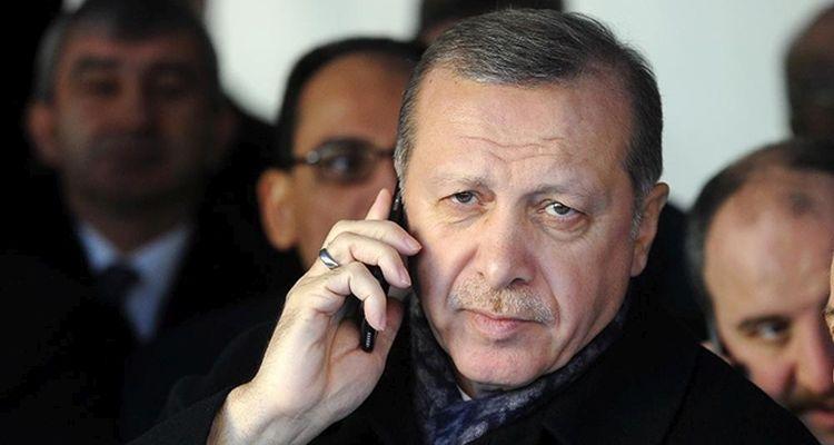 Başkan Erdoğan, Irak Başbakanı ile telefonda görüştü