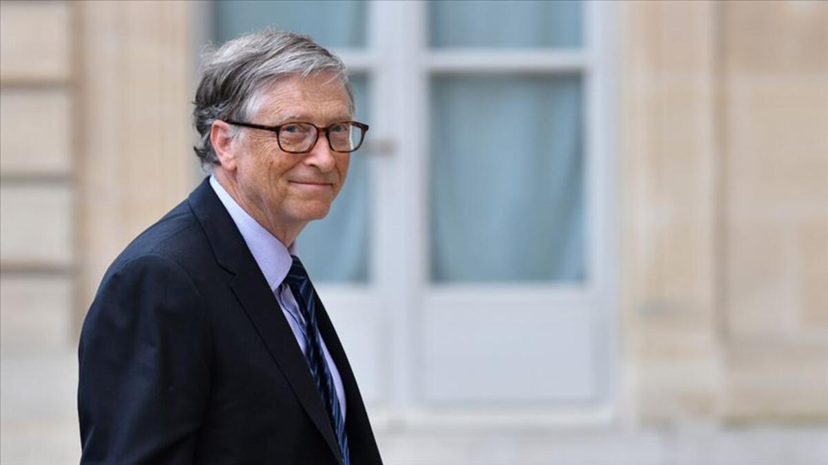 Bill Gates'in programı başladı! Evlere korona testi gönderiyor