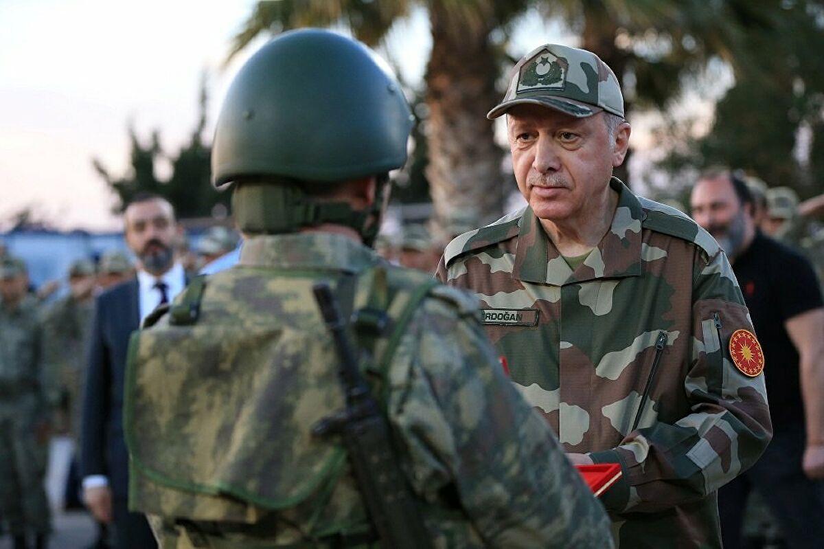 Başkan Erdoğan askerler ve ailelerinin bayramını kutladı