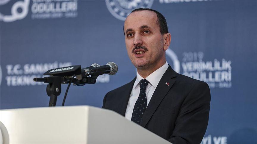 Sanayi Genel Müdürlüğüne Halil İbrahim Çetin atandı