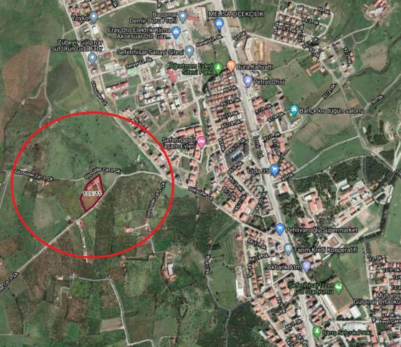 Sunucu Fatih Portakal'ın dev çiftliğinde kaçak yapı incelemesi gerçekleştirildi