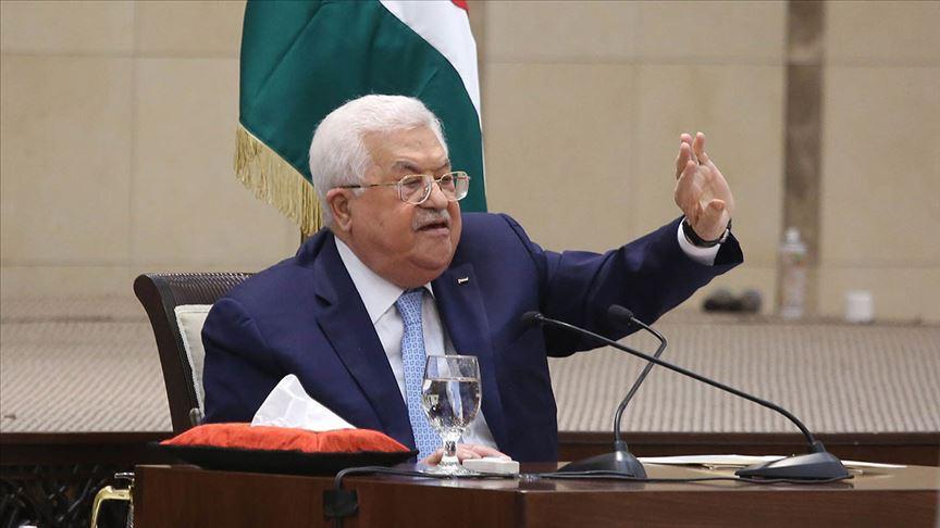 Abbas, güvenlik birimlerine İsrail ile koordineyi durdurma talimatı verdi