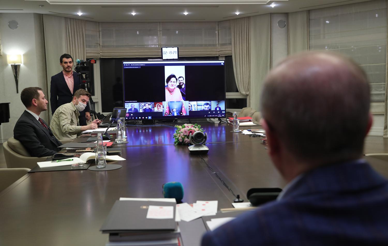 Başkan Erdoğan'dan Ramazan Bayramı paylaşımı