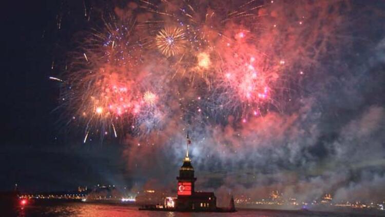 İstanbul'da fetih şöleni! Büyük coşkuyla kutlandı