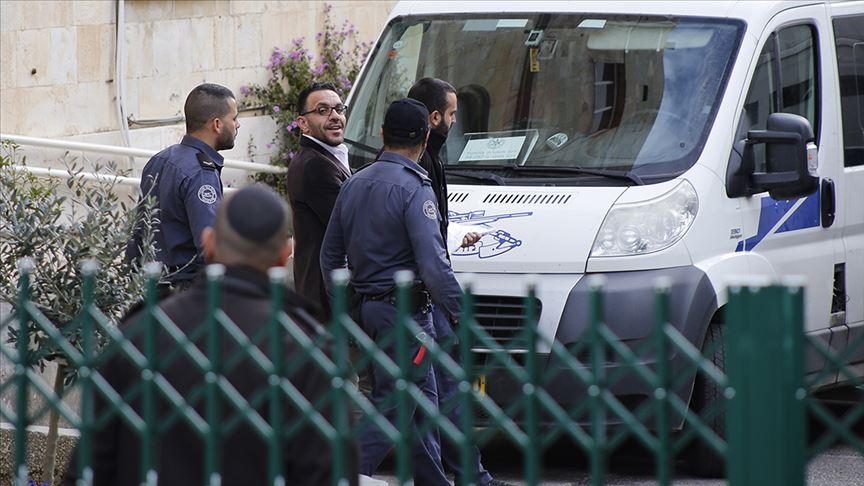 Terör devleti İsrail, Kudüs Valisi Adnan Gays'i gözaltına aldı