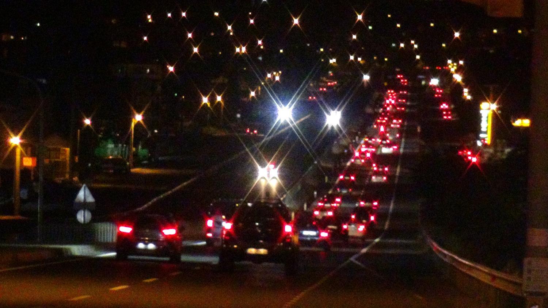 Kısıtlamasının kalkmasıyla trafik yoğunluğu