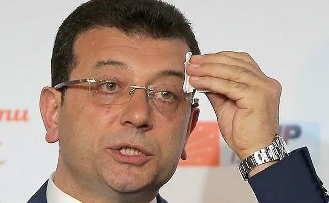 CHP'li Ekrem İmamoğlu yönetimindeki İBB'de maskeli soygun