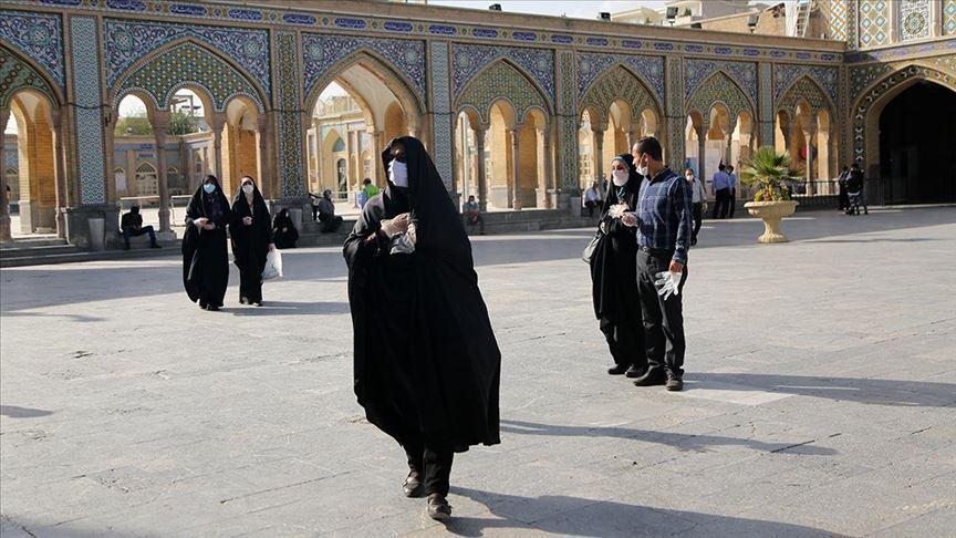 İran'da Kovid-19 kaynaklı can kaybı 8 bin 584'e yükseldi