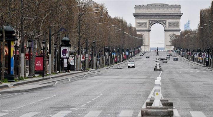 Fransa'da hayatını kaybedenlerin sayısı 30 bine yaklaştı
