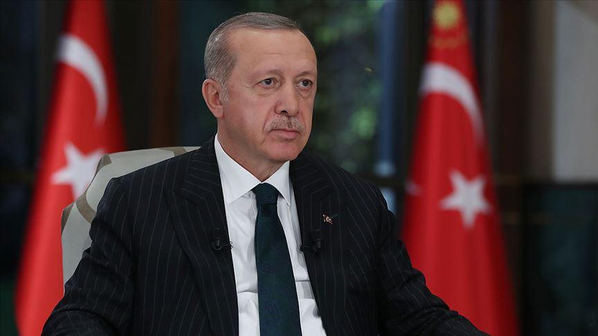 'Yükseköğretim Reformu Politika Belgesi Taslağı' Başkan Erdoğan'a sunuldu