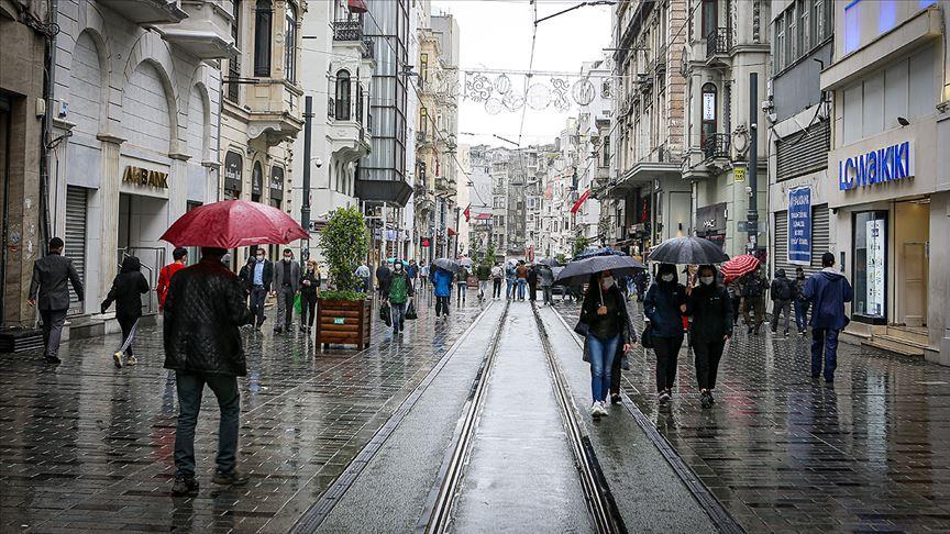 AKOM'dan İstanbul için sağanak uyarısı