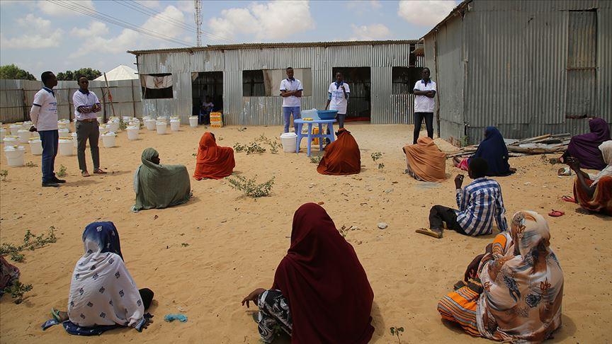 Dünya Bankasından Somali'ye 55 milyon dolar hibe