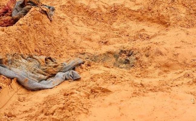 Darbeci Hafter'in katliamları ortaya çıkıyor! Libya'da 9 ceset daha bulundu