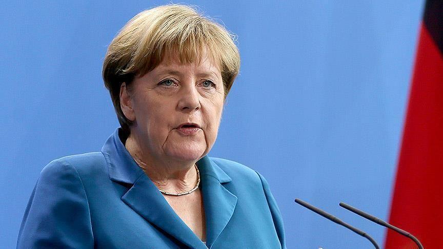 Almanya Başbakanı Merkel: Türkiye'ye yönelik uyumlu bir stratejiye ihtiyaç var