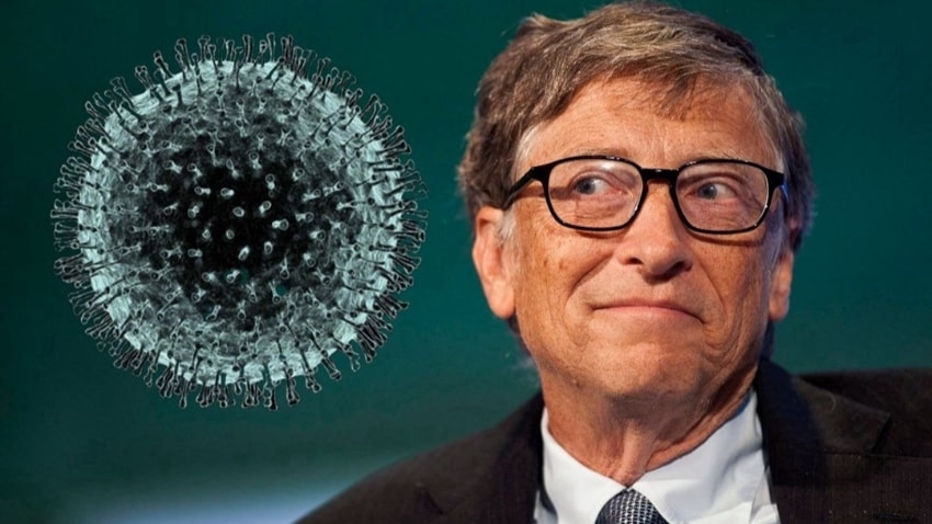 Bill Gates'ten akılalmaz iddia: Bu salgının sorumlusu...