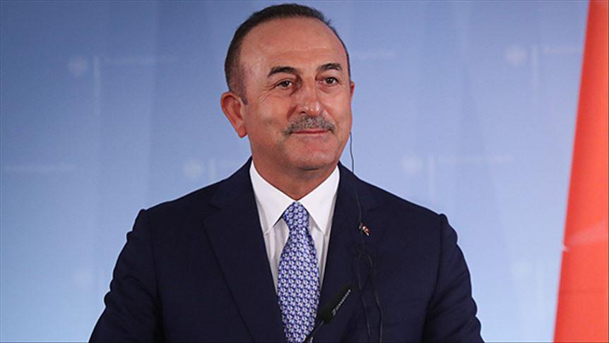 Bakan Çavuşoğlu: Üretim kapasitemiz artıyor, çarklar dönmeye başladı