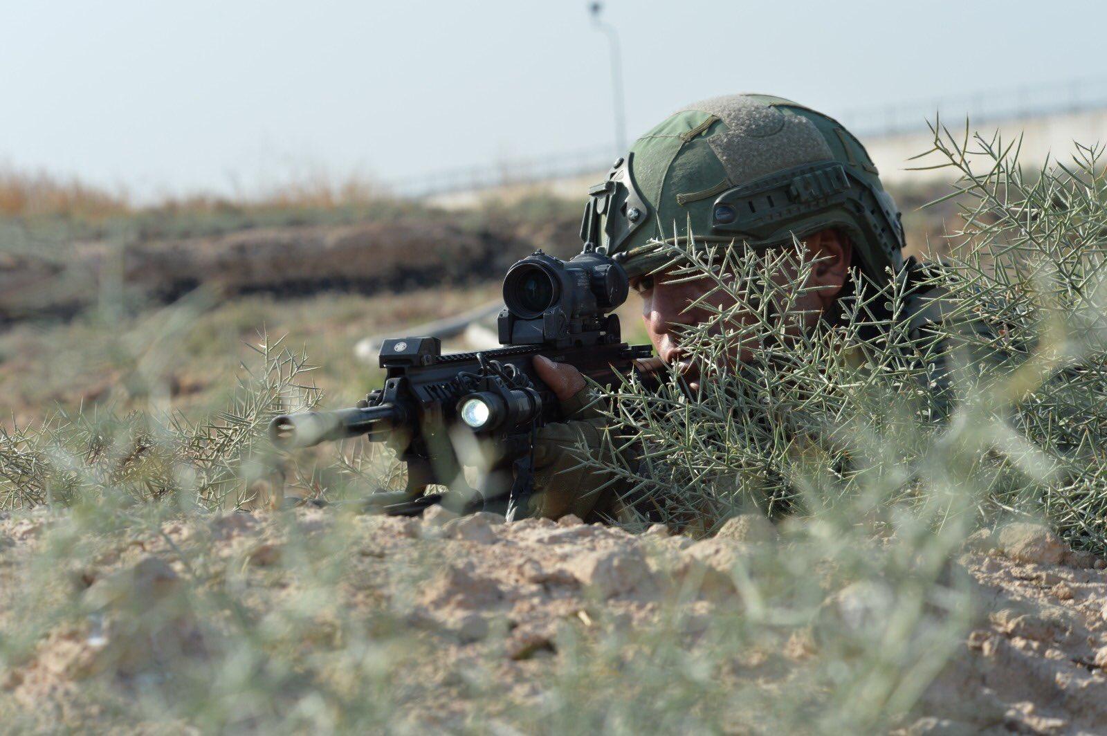 MSB duyurdu: 2 PKK/YPG'li terörist öldürüldü
