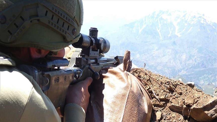 Pençe harekatlarının PKK ve uzantılarının stratejik pozisyonlarına etkisi