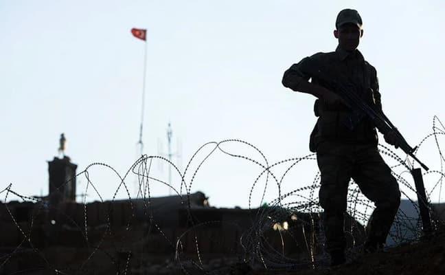 Mardin'de 1 terörist güvenlik güçlerine teslim oldu