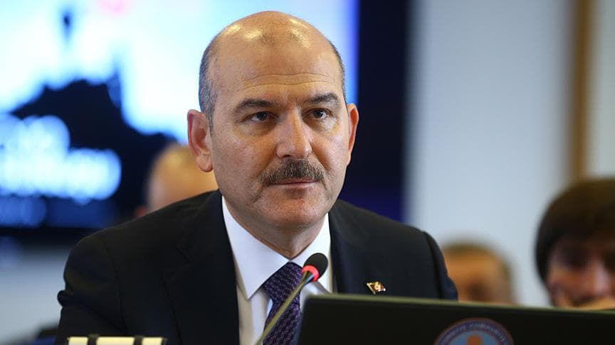 İçişleri Bakanı Soylu: Diyarbakır'da 5 milyon 134 bin kök kenevir ve 1,5 ton esrar ele geçirildi