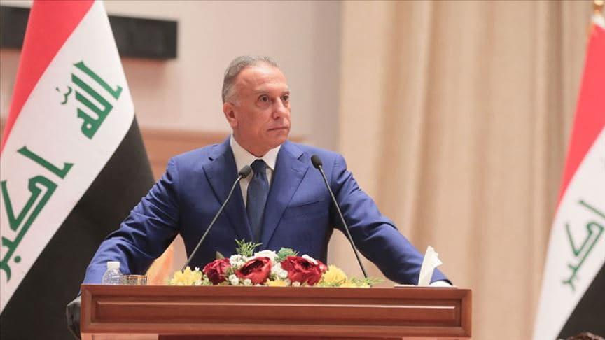 Irak Başbakanı Kazımi: Irak halkı İran'la iyi ilişkilerden yanadır
