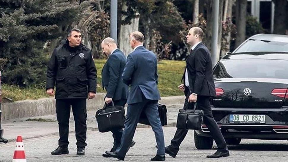 Rus heyetten Türkiye'ye kritik ziyaret! Masada Libya konusu var