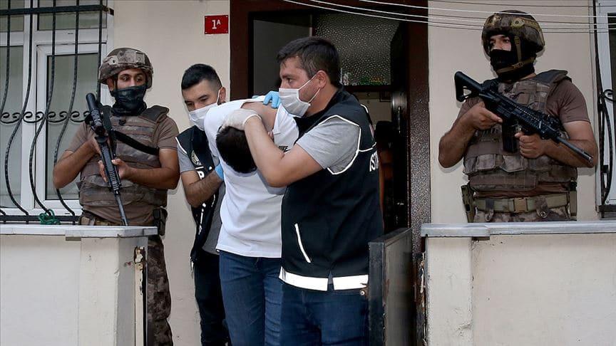 Uyuşturucu operasyonlarında son bir haftada 3 bin 338 kişi yakalandı