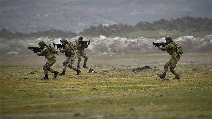 Fırat Kalkanı bölgesinde PKK/YPG'li bir terörist etkisiz hale getirildi