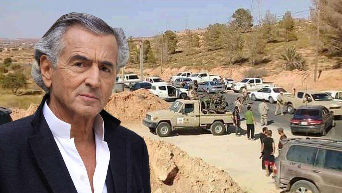 Libya'da esrarengiz görüşme! Bakın bu kez ne şeytanlık peşindeydi...