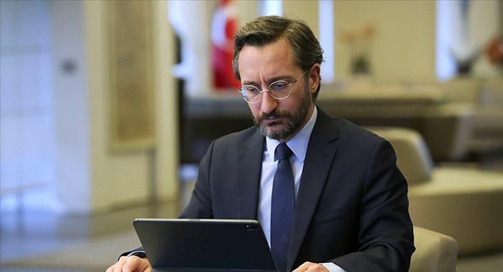 İletişim Başkanı Altun'dan Yunanistan'a anladığı dilden mesaj