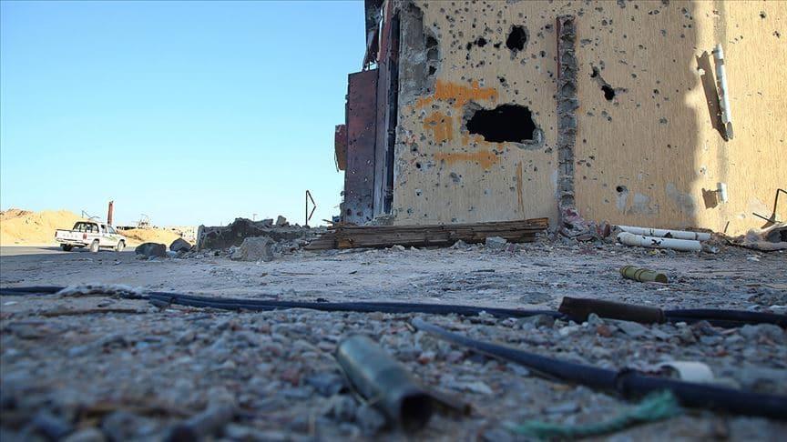 Libya'da kendini belli etmemeye çalışan terör devleti İsrail, Hafter'e destek oluyor