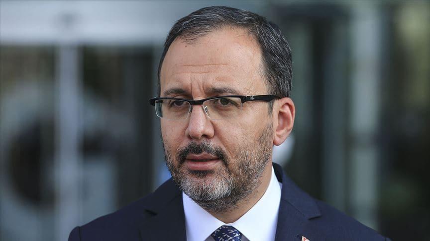 Bakan Kasapoğlu TFF Yönetim Kurulu toplantısına katılacak