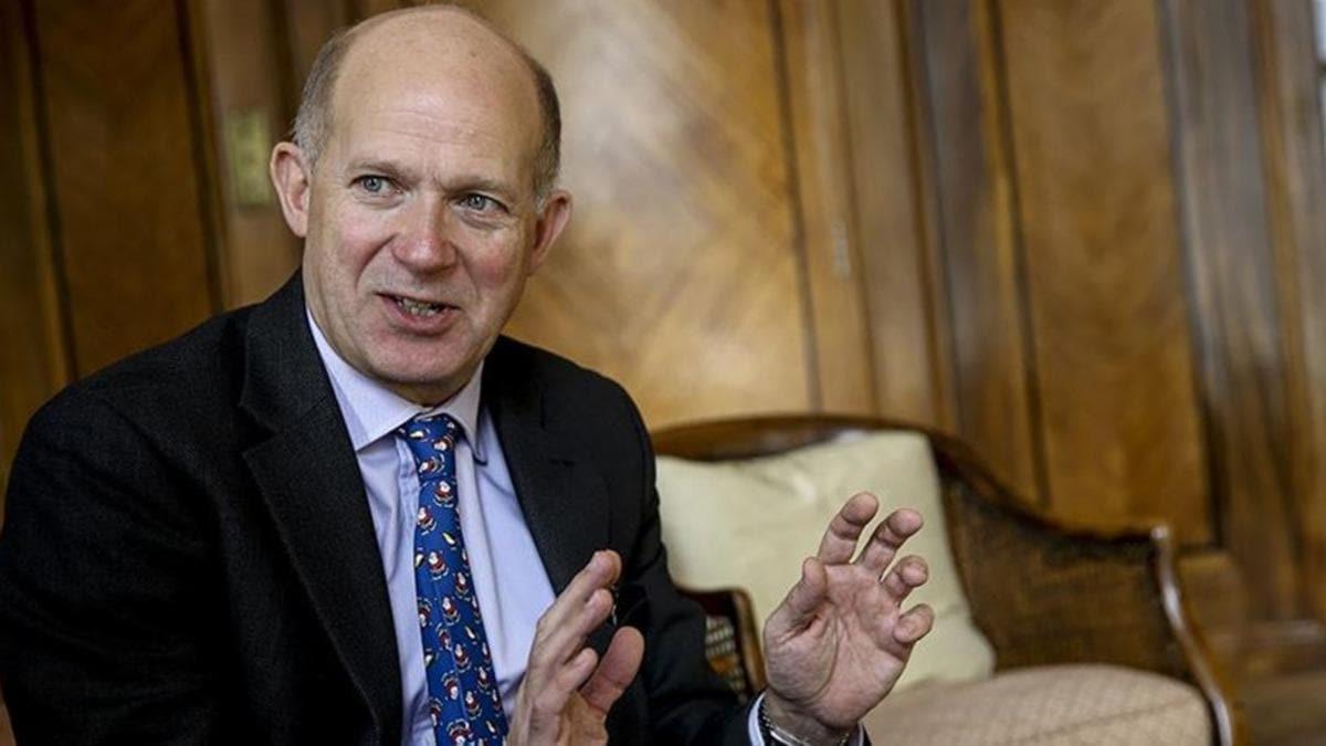 İngiltere Ankara Büyükelçisi Chilcott'tan Türkiye'ye övgü: Çok etkilendim