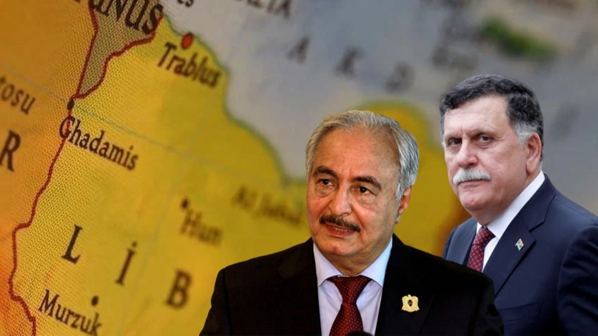 Libya krizinde muhtemel 3 senaryo