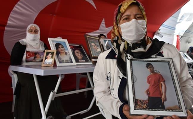Diyarbakır annelerinin buruk bayramı