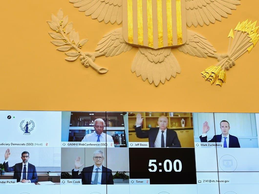Sosyal medya devleri Meclis'e hesap verdi