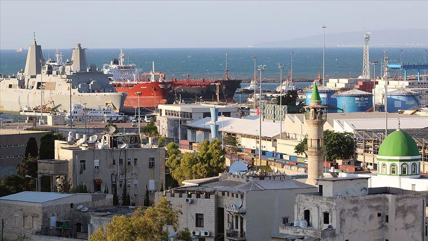 İsrail Hayfa'da 'Beyrut' benzeri felaketten korkuyor
