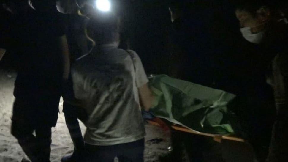 İstanbul Silivri'de denize girdikten sonra kaybolan 16 yaşındaki kız kayalık alanda baygın halde bulundu