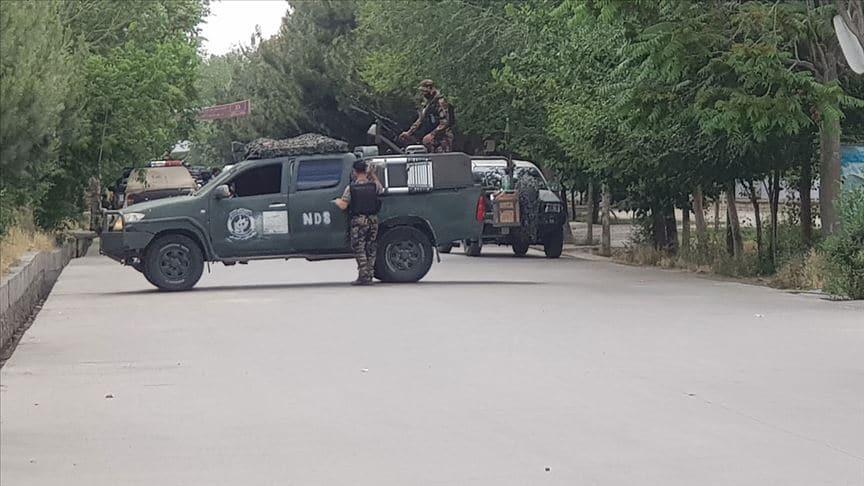 Kabil Valisine silahlı saldırı