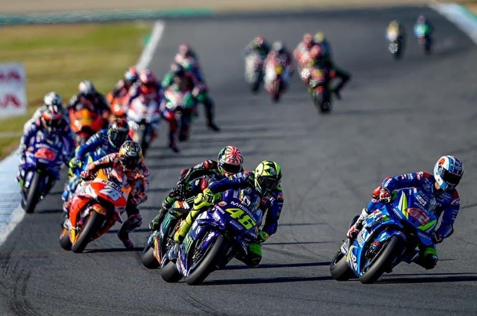 MotoGP'de koronavirüs şoku!
