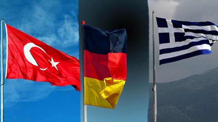 Türkiye'nin hamlesi sonrası iyice tutuştular! Almanya'nın Akdeniz'de kör ve sağır siyaseti