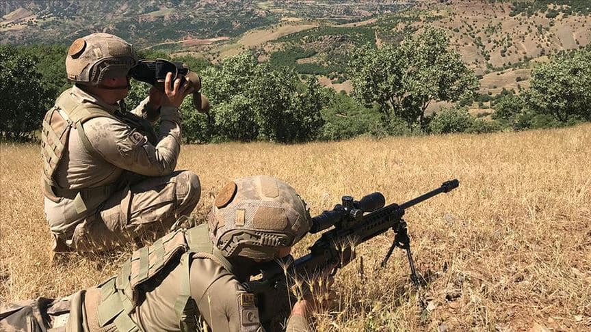 İçişleri Bakanlığı: Bitlis kırsalında 3 terörist etkisiz hale getirildi