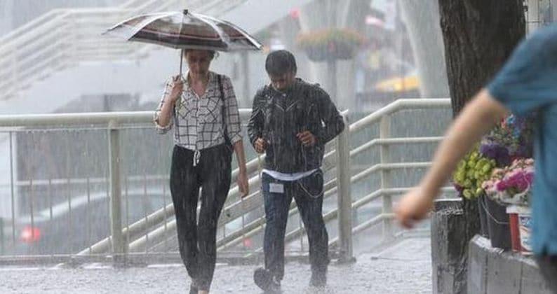 Meteoroloji uyardı: Yurt geneli gök gürültülü sağanak yağış bekleniyor