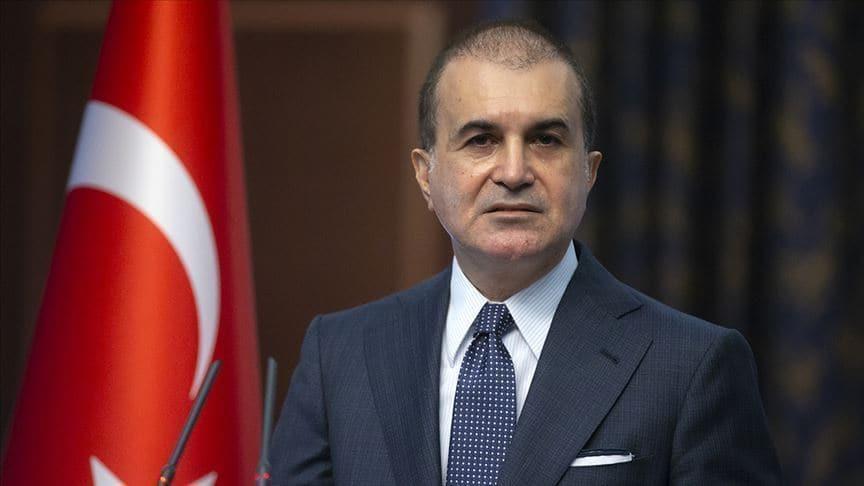 AK Parti Sözcüsü Ömer Çelik'ten Yunanistan'a uyarı: Türkiye'yi tehdit eden kaybeder
