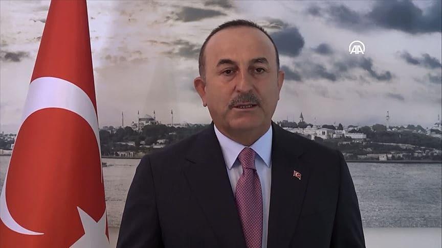 Bakan Çavuşoğlu'ndan Biden'a tepki: Haddini aşan bir açıklama